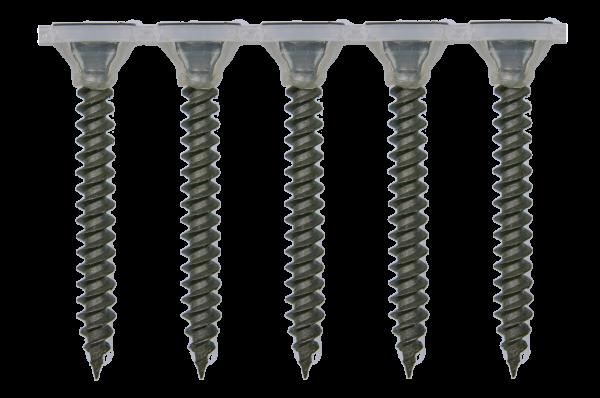 3.9 x 45mm magazinierte Schnellbauschraube mit Feingewinde, 1.000 Stück