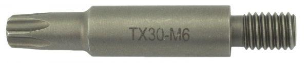 Bit Magazinschrauber Holzher M6 Torx Tx-30