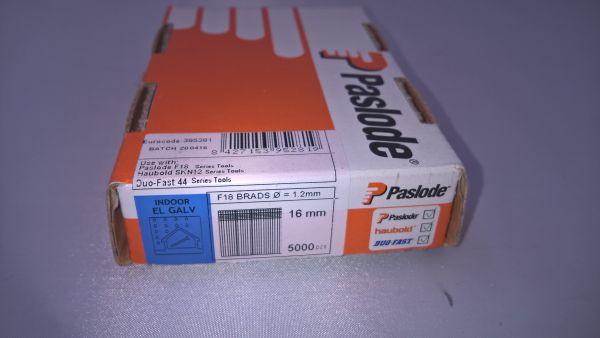 Paslode FN 18/16 CNK Haubold SKN 12/15 5000 Stück