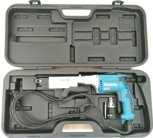 Makita FS6300 Magazinschrauberset von 19 bis 55 mm