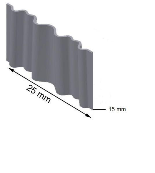 Haubold WN 15 mm - 12 000 Stück Wellennägel