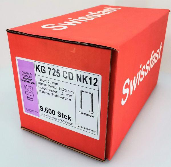 KG725CDNK Klammern 25mm