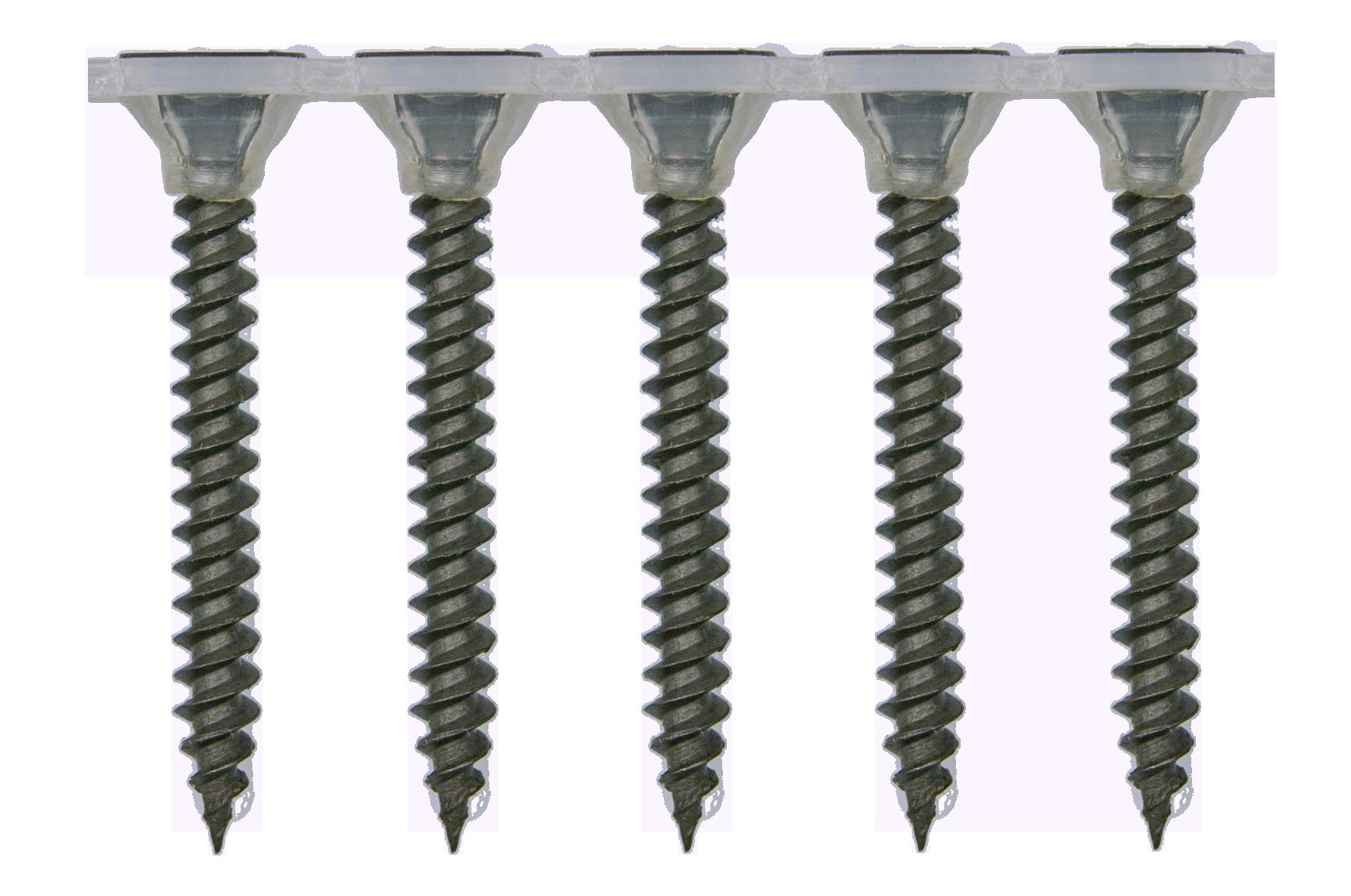 Schnellbauschraube Gipskartonschraube  35 mm Feingewinde 1000 Stück