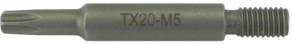 Bit Magazinschrauber Holzher M5 Torx Tx-20