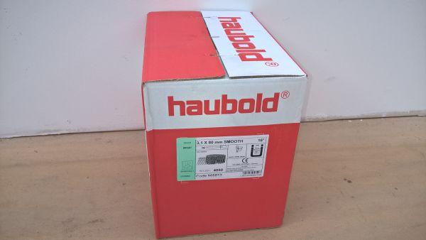 Haubold Nägel RNCW 31/80 - 4050 Stück