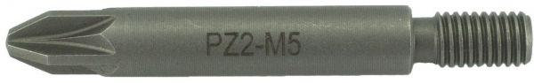 Bit Magazinschrauber Holzher M5 PZ-2 Pozi Drive