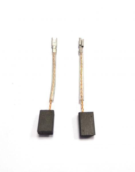 Kohlebürsten passend für Fein Mukltifunktionsgerät 30711129009 2 Stück