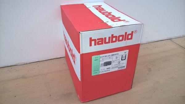 Haubold Nägel RNCW 28/65 - 6000 Stück