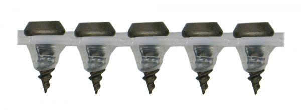 Profilverbindungsschrauben Magazinschrauben 3,9x11mm Feingewinde gegurtet