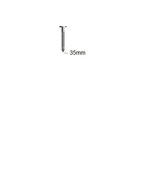 Haubold Haftennägel RNC-S 25/35 RRF - 3000 Stück