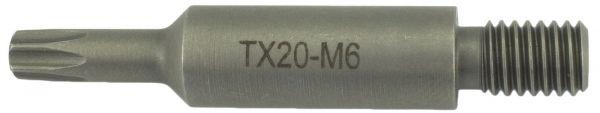 Bit Magazinschrauber Holzher M6 Torx Tx-20